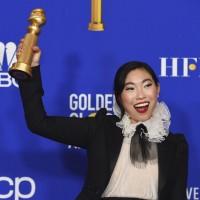 第77屆金球獎出爐首位華裔影后 《別告訴她》奧卡菲娜演技亮眼