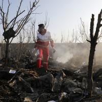 【更新】烏克蘭波音737墜毀176人喪命 伊朗拒交黑盒子•加拿大矢言追真相