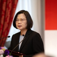 Taiwan president bolsters security due to US-Iran tensions