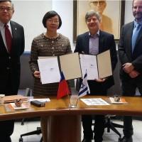 Taiwan-Israel Sinology center opens at Tel Aviv University