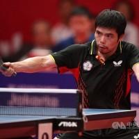 Taiwanese table tennis veteran reverses Tokyo Olympics decision