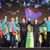 Tsai calls on Taiwanese to embrace Han fans, regardless of election outcome