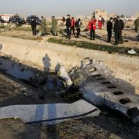 視為敵意目標 伊朗軍方承認擊落烏克蘭航空