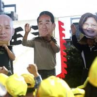 【台灣2020大選】宋楚瑜淡水投票:台灣民主風範讓全世界都羨慕