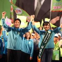DPP dominates all constituencies in Kaohsiung