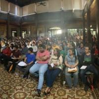 駐瓜國大使辦理我國獎學金宣傳活動 鼓勵來臺留學深造
