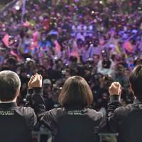 蔡總統勝選後日文推文 珍惜民主的勝利 盼深化台日關係