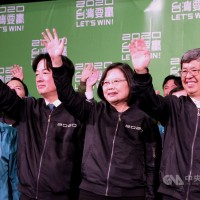 Pollster analyzes why Taiwan's President Tsai won 8.17 million votes
