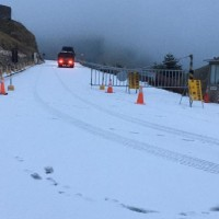 Mercury could drop to 10 degrees C in N. Taiwan, snow falling in mountains