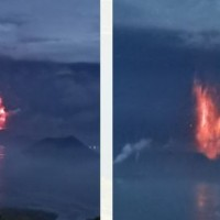 Taiwanese airlines cancel flights to Manila due to volcanic eruption