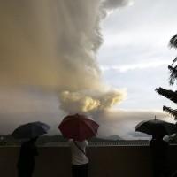 菲律賓塔爾火山或將噴發  馬尼拉警戒機場緊急關閉