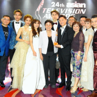 Taiwanese star wins Best Actor at Asian Television Awards