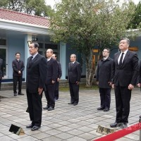 Ex-Taiwan President Ma Ying-jeou silent on KMT reform