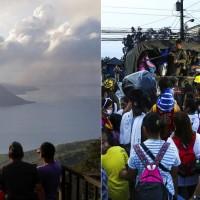 【赴菲注意】菲律賓塔爾火山隨時大爆發 周邊測得超過200起地震
