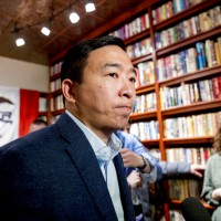 Andrew Yang fails to congratulate Taiwan president on Twitter