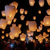 Shuttle bus services announced for 2020 Pingxi Sky Lantern Festival in New Taipei