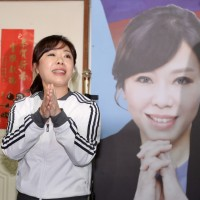 Defeated KMT lawmaker tipped to run for mayor of Taipei