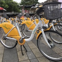 New YouBikes launched in Taipei's Gongguan