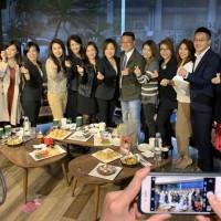 【于美人揪團】各政黨發言人喝「大和解咖啡」 盼台灣弭平傷口、修補世代裂痕