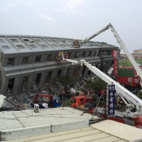 Builders behind deadly Taiwan earthquake collapse sentenced to compensation