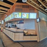 國3台中清水服務區打造嶄新的全日本專區(中央社)