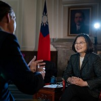 Time on Taiwan's side: Washington Post