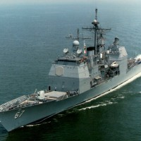 US warship plows through Taiwan Strait 5 days after election