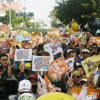 〈時評〉游盈隆說總統能阻止罷韓