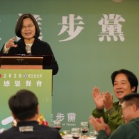 Youth and middle class helped Taiwan president win re-election: survey