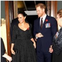英國女王公開宣布: 哈利與梅根將放棄「殿下」頭銜 過獨立自主的生活