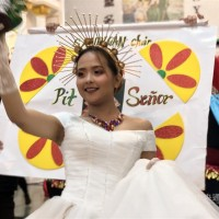 Filipino Catholics in Taipei celebrate Sinulog religious festival