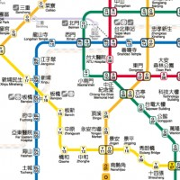 Map of new Taipei MRT Circular Line now up