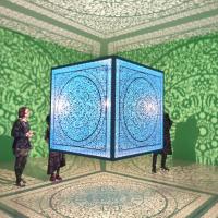 義大利光影風情南台灣登場 伊斯蘭藝術裝置美翻