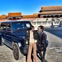 Picture of luxury vehicle inside Beijing's Forbidden City triggers indignation