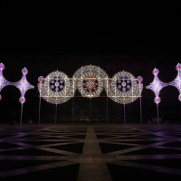 台灣國際光影藝術節點亮台中 亮點作品揭曉