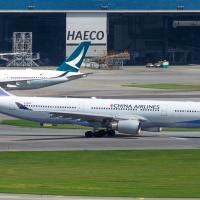 台灣中華航空過年照飛武漢 取消2月部分航班