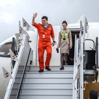 Taiwan's StarLux launches first flights