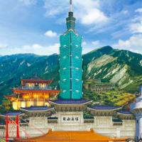 台灣、越南建築文化立體呈現 藝術裝置展加拿大登場