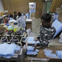 印度確診第3例肺炎 暫停對中國籍公民發放電子簽證