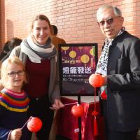 台灣國父紀念館防疫小燈籠 首推限量客製化受歡迎