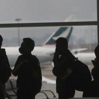 American Airlines halts Hong Kong flights, United to follow