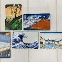 悠遊卡公司推出5款浮世繪悠遊卡 另同步推出「四星龍珠」與「骰子」造型卡