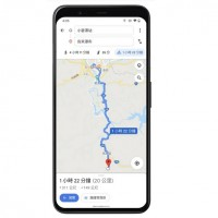 Google Maps cycling navigation rolled out in Taiwan