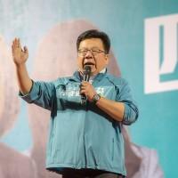 蔡英文任命 前立委李俊俋出任總統府副秘書長