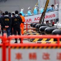 【快訊】寶瓶星號「武漢肺炎」採檢全陰性 1709名台灣旅客都可下船回家!