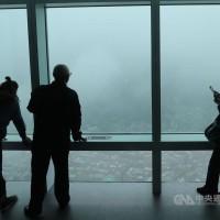 【武漢肺炎】台北101:鑽石公主號遊客登觀景台、檢測均未發燒 仍請1/31曾造訪的台灣旅客自主管理