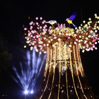 2020台灣燈會在台中登場 首度結合台、法科技與藝術