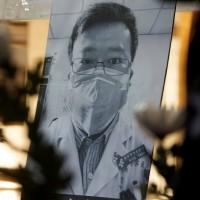 武漢肺炎烈士 李文亮之死激起中國言論自由洪流
