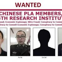 美史上最大個資遭駭中國解放軍駭客面貌公布 美司法部長炮轟北京:貪婪