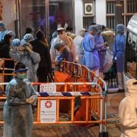 武漢肺炎香港大樓疑爆群聚感染 可能糞管傳播